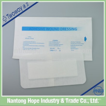Disposable Nonwoven Wound Dressing Pad